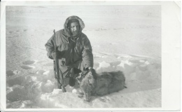 Turquie Turkey Militaire Erzurum General Charles P. Stone Wolf Hunting - Turkey