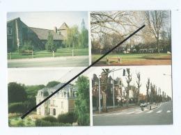 Carte Moderne - Lambersart   -  Multivues - Lambersart