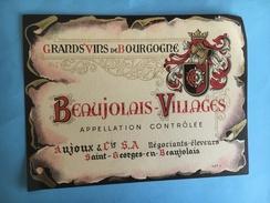 1855 -  Beaujolais-Villages Aujoux - Beaujolais