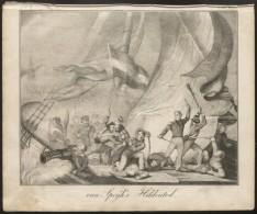 JAN Van SPEYK - ORIGINAL ENGRAVING ETCHING 1833 - Karlsruher Unterhaltungs-Blatt - Books, Magazines, Comics