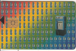 SPAIN - Telefonica Cardphone, Telefonica Maintenance Card, Used - España