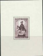 Belgie Blok 15 Jaar 1942, Postfris Zonder Plakker (MNH) Cote 36,00 Euro à 20 %, Zie Scan - Blocs 1924-1960