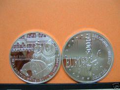 500 Francs 1999 Albertus & Isabella *QP* Quality Proof - ARGENT PUR - 1993-...: Alberto II