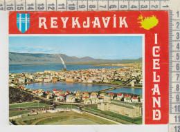 Stadi Stadio Estadio Stadium Stade Reykjavik Iceland Islanda - Stades