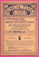 MG00313 Musical Times, December 1942, Wolf - Entertainment