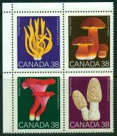 """-Canada-1989-""""Mushrooms"""" -MNH(**) - 1952-.... Reign Of Elizabeth II"""