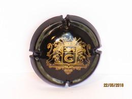 Capsules Ou Plaques De Muselet CHAMPAGNE GASTON CHIQUET - Collections