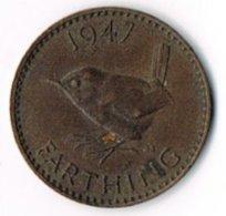 United Kingdom 1947 ¼d - 1902-1971 : Post-Victorian Coins