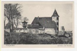 ° 57 ° PHALSBOURG ° PFALZBURG.  ° SCHLOSS UND KIRCHE ° - Phalsbourg