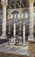 SYRIE---DAMAS--masquée D´amawi,fontaine De Saint Jean Baptiste--voir 2 Scans - Syrie