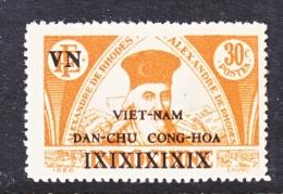 VIET MINH  1 L 3 A  Perf. 13 1/2    * - Vietnam