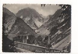 MS2 !!! CARRARA CAVE I VIADOTTI DI VARA 1951 F.G. !!! - Carrara