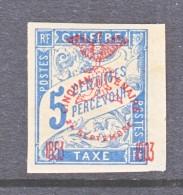 NEW  CALEDONIA   J 1  * - Postage Due