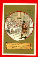 Chromo Lith. Vieillemard, Fables La Fontaine, Le Paysan Du Danube - Other
