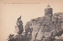 G , Cp , 74 , LA SALÈVE , Le Piton (1587 M.) Et La Sorcière - Francia