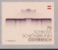 2014.03.19 Österreich Mi. 3123 **MNH  Folienmarke  Schloss Schönbrun - 1945-.... 2ª República
