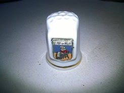 Dé A Coudre Porcelaine - Vingerhoeden
