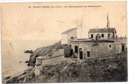 Cpa 44   ST MARC   Le Semaphore De Chemoulin - France