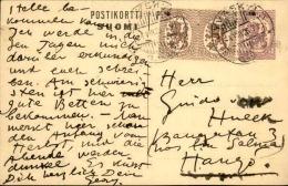 FINLANDE - Entier Postal + Complément En 1926 - A Voir - L  3165 - Finland