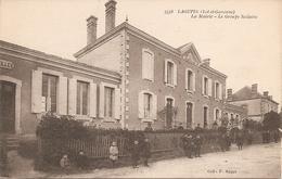 47 Lot Et Garonne  :  Lagupie  La Mairie - Le Groupe Scolaire    Réf  2114 - France