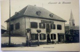 68 HOUSSEN RESTAURANT GRAF  CAFE COMMERCE COMMERCE - France