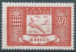 Leco - Monaco Yv PA 15 XX Neufs - Airmail