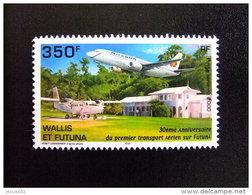WALLIS Y FUTUNA WALLIS Et FUTUNA 2000 30 º Anniv. Du Primier Transport Aérien Sur Futuna Yvert Nº PA 220 ** MNH - Wallis Y Futuna