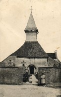 - CHEU - L'Eglise  (animée)  -15300- - Altri Comuni