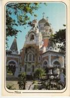 06 - Nice - L'Eglise Russe. (Photo Chassagne) - Monuments, édifices