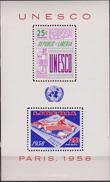 LIBERIA UNESCO SHEET MNH - UNESCO