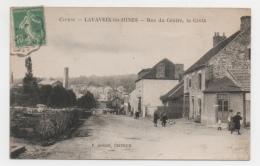 23 CREUSE - LAVAVEIX LES MINES Rue Du Centre, La Croix (voir Descriptif) - Autres Communes