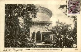 PORTUGAL - Timbre Surchargé En 1911 Sur Carte Postale De Cintra - A Voir - L  3197 - 1910-... République
