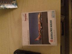 - HERPA SCALA 1:500 AMERICA WEST AIRLINES BOEING 757 ARIZONA NUOVO ! - Aerei E Elicotteri