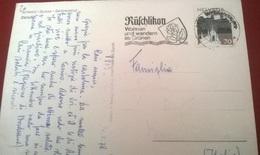 "TIMBRO POSTALE SU CARTOLINA ""RULCHILIKON WOHNEN UND WANDERN IM GRUNEN 1978 SVIZZERA"" - Timbri Generalità"