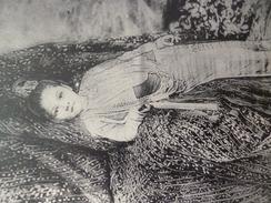 CPA Asie Birmanie Petite Princesse Birmane - Cartes Postales