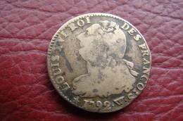 2 Sols 1792 W An 4 Louis XVI - 1789-1795 Monnaies Constitutionnelles