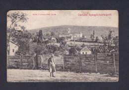 Hongrie - Udvozlet Gyergyo Szarhegyrol - Szent Ferencz Rendi Zarda ( Animée ) - Hongarije