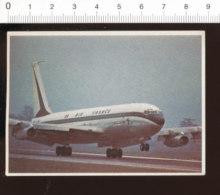 Image Chocolat Poulain Connaissance Aviation / Boeing 707 Air France Avion Plane    // IM 09 - Poulain