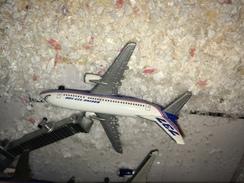 - HERPA 1:500 BOEING 737-500 HOUSE COLORS PERFETTO ! - Aerei E Elicotteri