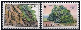 Jugoslavia/Yougoslavie/Yugoslavia: Protezione Della Natura, Protection De La Nature, Nature Protection - Umweltschutz Und Klima