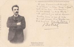 Célébrités - Bretagne - Théodore Botrel - Musique Poésie - Patriotisme - Dinan - Ecrivains