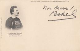 Célébrités - Bretagne - Théodore Botrel - Musique Poésie - Patriotisme - Arvor - Dinan - Ecrivains