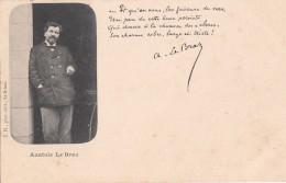 Célébrités - Bretagne - Anatole Le Braz - Ecrivain - Ecrivains