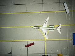 SCABAK ALITALIA DC9 BELLISSIMO SCALA:600 - Aerei E Elicotteri