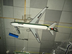 -HERPA SCALA 1:500 ALITALIA MD-11 ! - Aerei E Elicotteri
