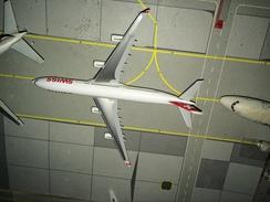 -SWISS AIRBUS A 340- HERPA SCALA 1:500 PERFETTO BELLISSIMO ! - Aerei E Elicotteri