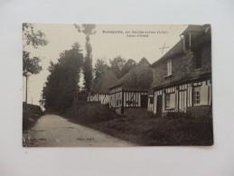 Envronville, Route D'Yvetôt. - Non Classés