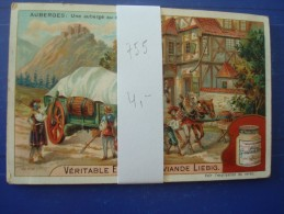 CHROMES LIEBIG Nr 755 Auberges - Liebig