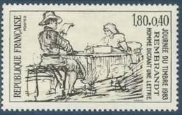 "FR YT 2258 "" Journée Du Timbre "" 1983 Neuf** - Unused Stamps"