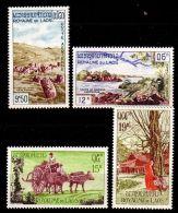 LAOS [1960] MiNr 0105-08 ( **/mnh ) - Laos
